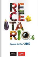 Recetario Agenda del Mar 2012